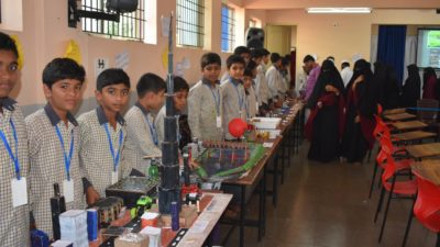 Science Lab Exhibition