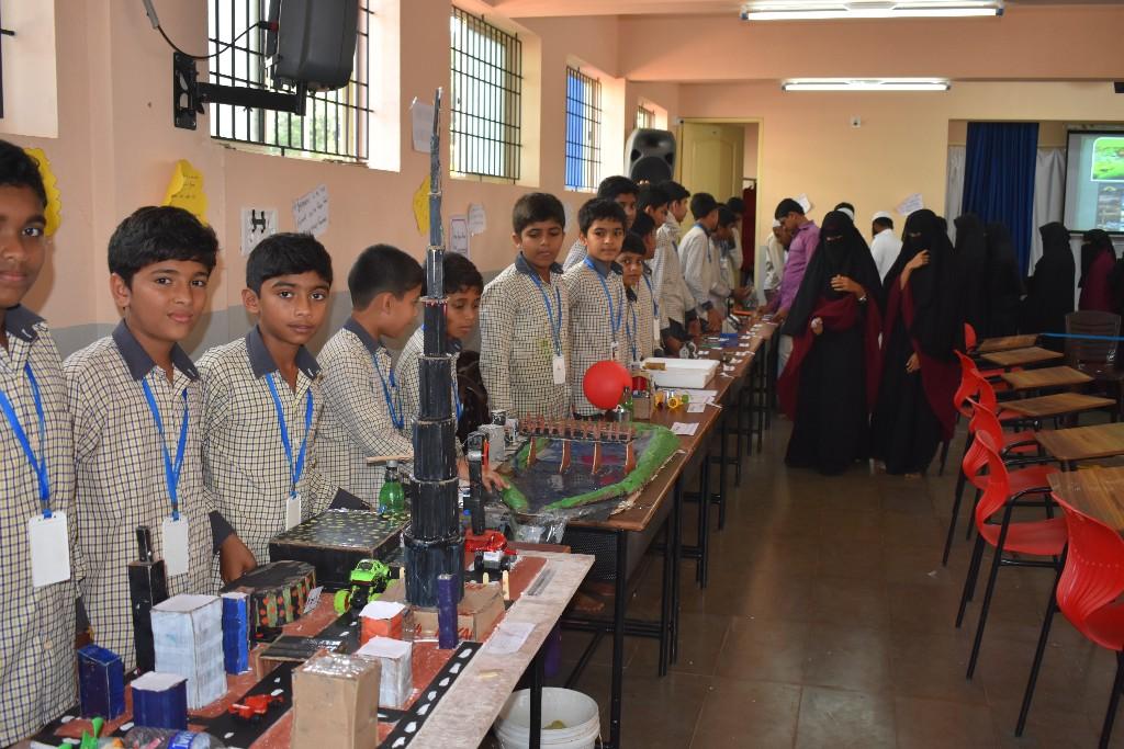 Science Lab Exhibition